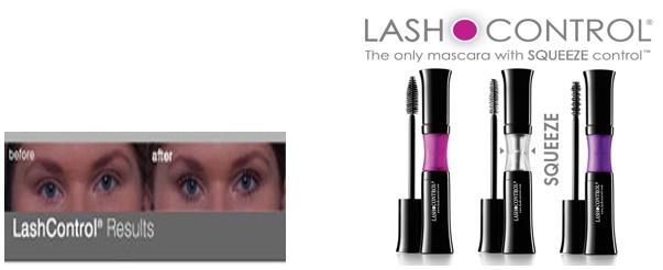LASH CONTROL Mascara